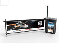 FJC-D4广告型电动挡车器企业形象