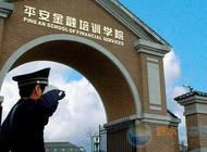 中国平安金融集团薛总监部企业形象