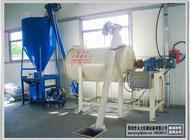 小型干粉生产线/小型腻子粉、干粉砂浆生产线企业形象