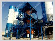 大型全自动干粉砂浆搅拌站企业形象