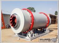 时产量20吨沙子烘干机企业形象