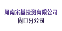 河南宋基投资有限公司周口分公司